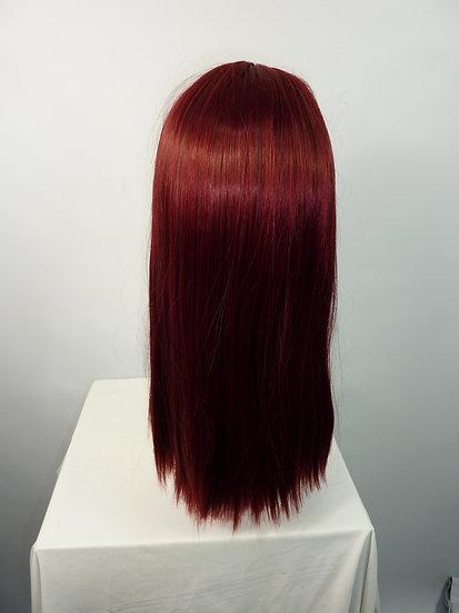 Lauren - Burgundy Red