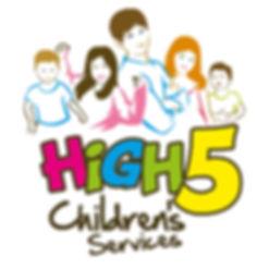 High 5 Childrens Services Social Logo.jp