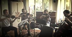 Strings at work...
