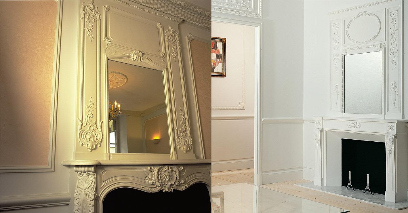 chemin e trumeaux staff. Black Bedroom Furniture Sets. Home Design Ideas