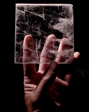 Diamond Ice Plates | SELENITE KINGDOM