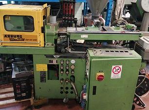 Pressa Arburg stampaggio plastica plastic moulding machinery used industrial usato