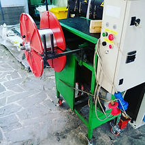 Bobinatore Inverter Moulding Machinery Plastic