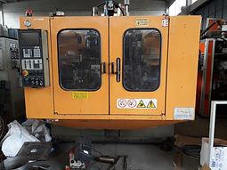 soffiatrice comec doppio carro macchinari soffiaggio industriale blowing machines machinery used usato