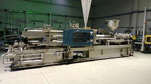BMB 250 moulding injection produzione plastica
