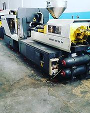 OIMA pressa indutriale plastica macchinario usato mouldings machinery plastic