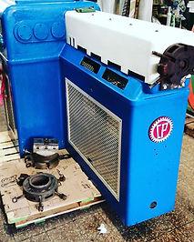Cerrini Exstrusion Machinery Moulding