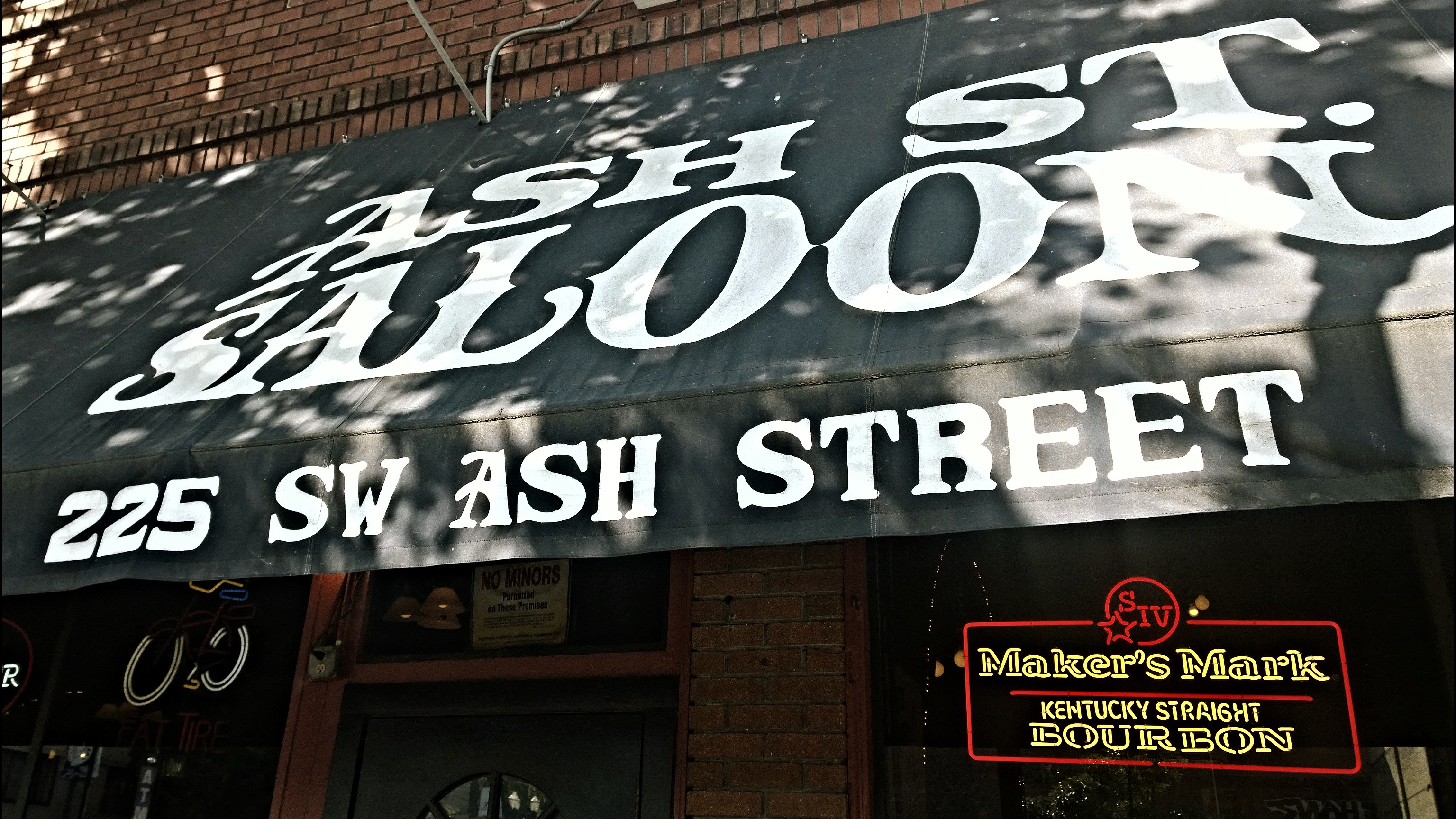 Enquist Music, Ash Street Saloon