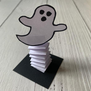 Bouncing Ghost