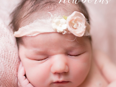 Getting Ready for Your Newborn Session