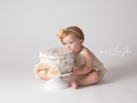 Preparing for Your Little One's 1st Birthday and Cake Smash Portraits