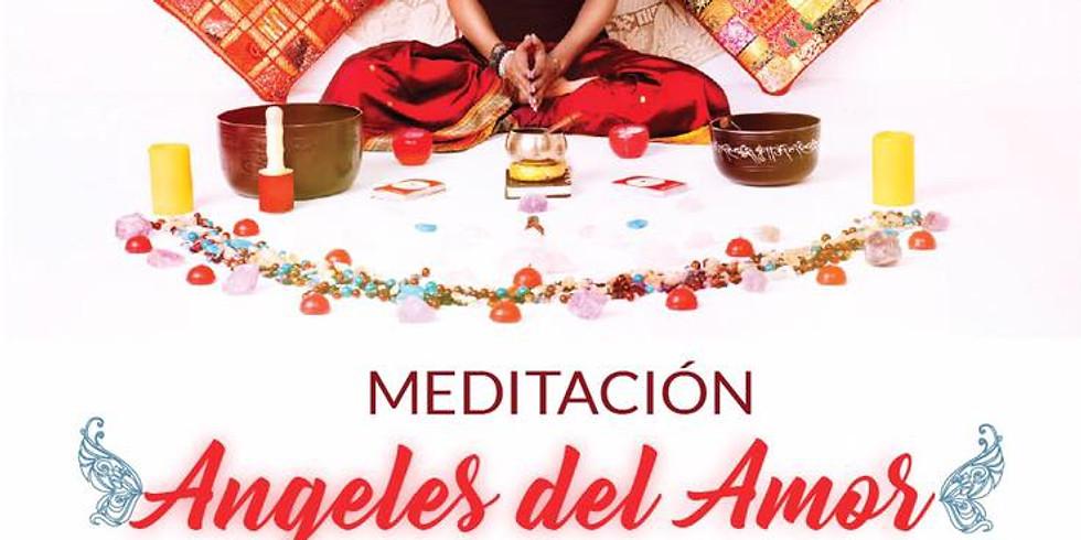 Meditación Bogotá: Ángeles del Amor