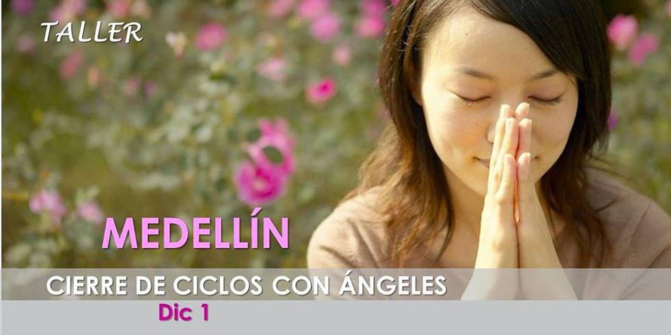 Taller Medellín: Cierre De Ciclos Con Ángeles
