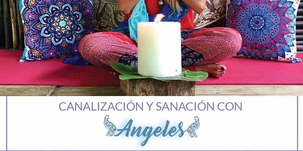 Taller CDMX: Canalización y Sanación con Ángeles