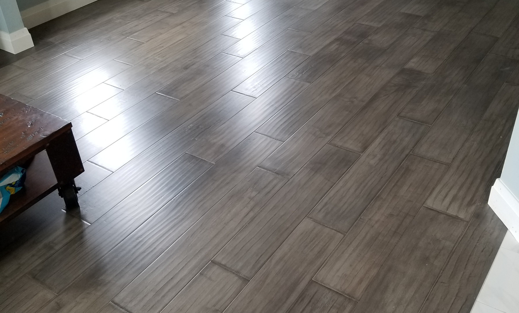 Engineered Flooring Install