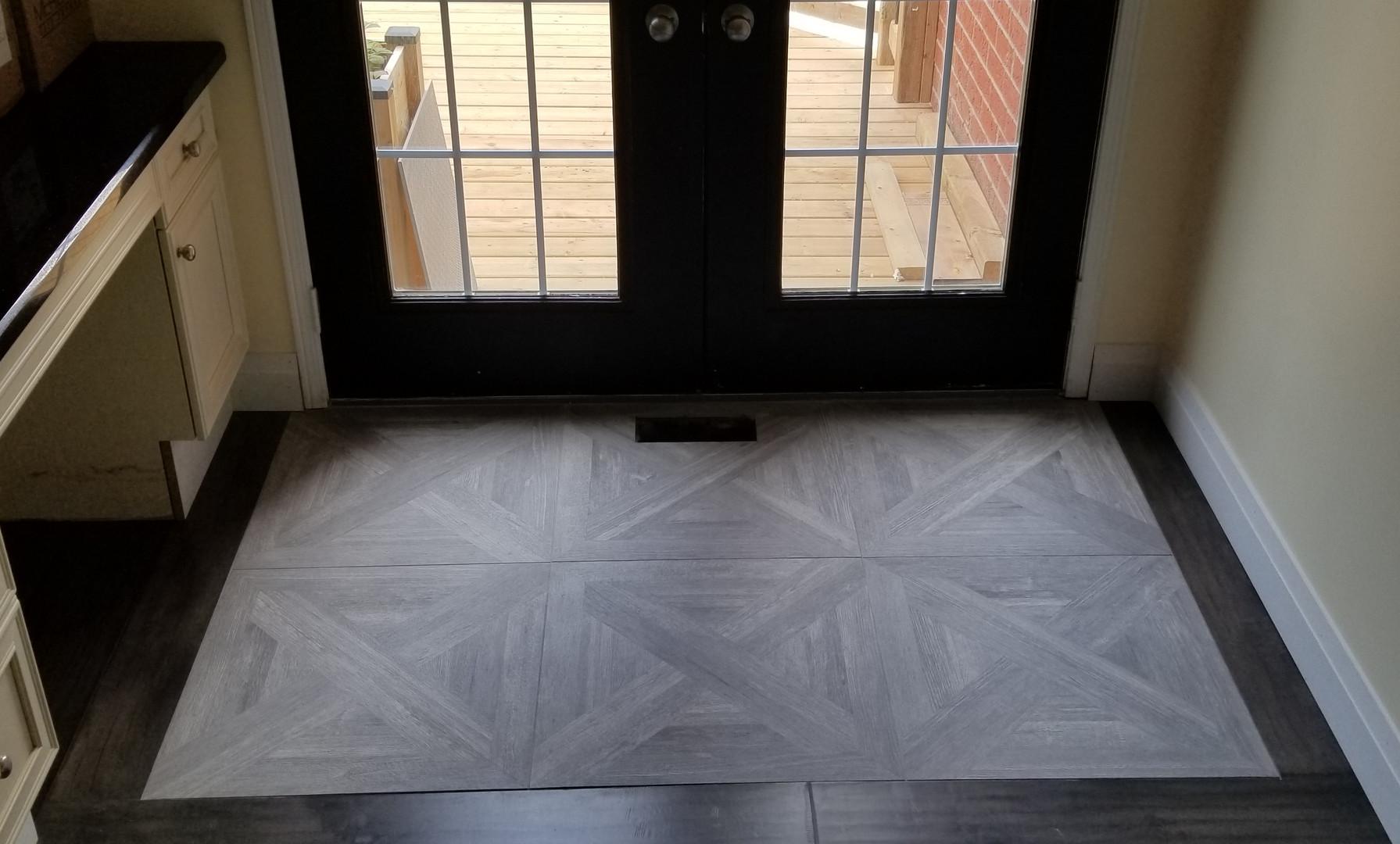 Back Door Tile Insert