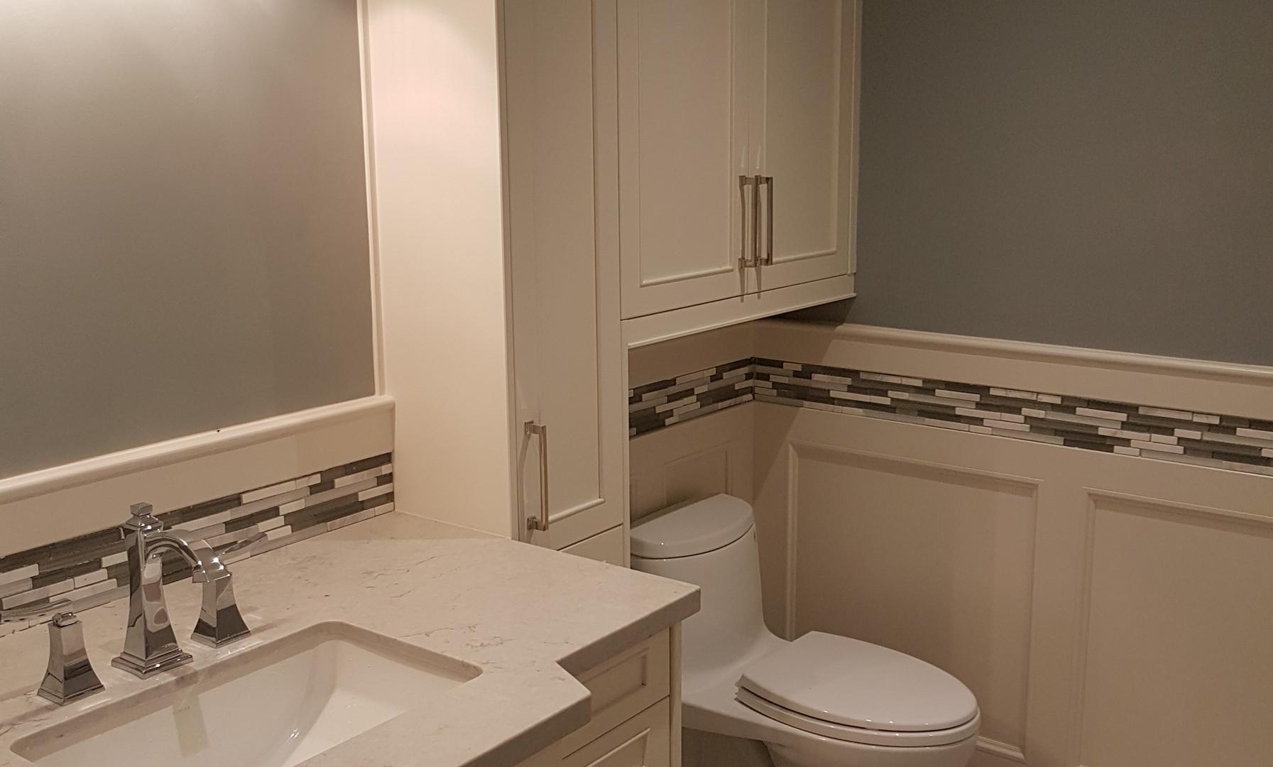 Brock Bathroom Update (2/3)