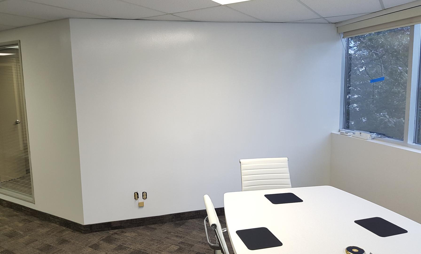 Office White Board Wall