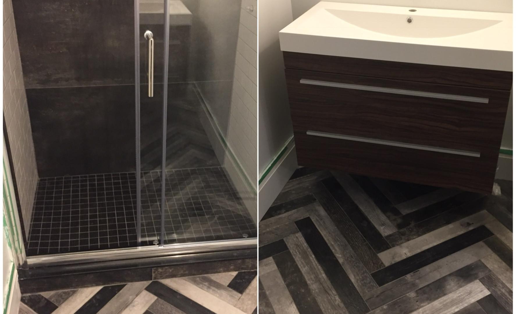 Beer Basement Bathroom