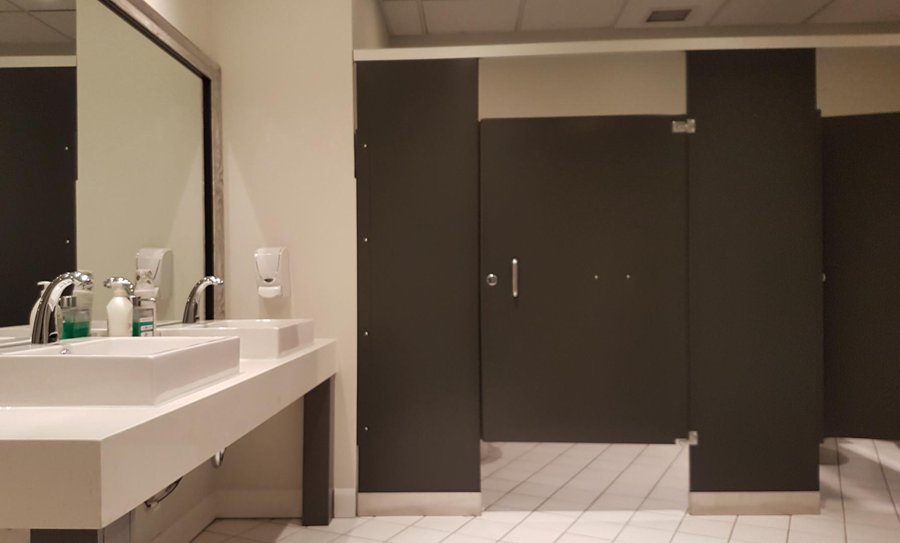Office Washroom Update