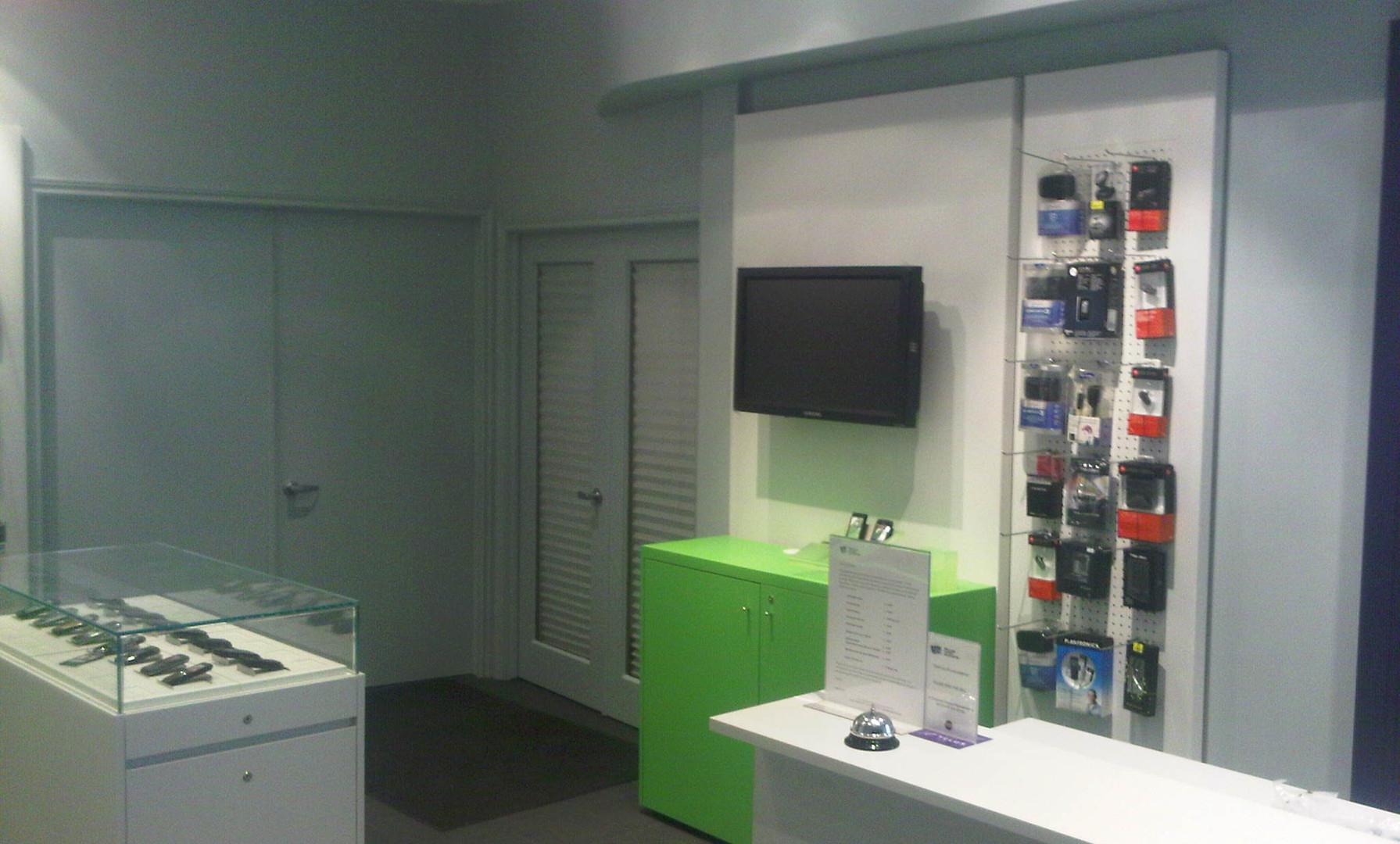 TELUS Showroom