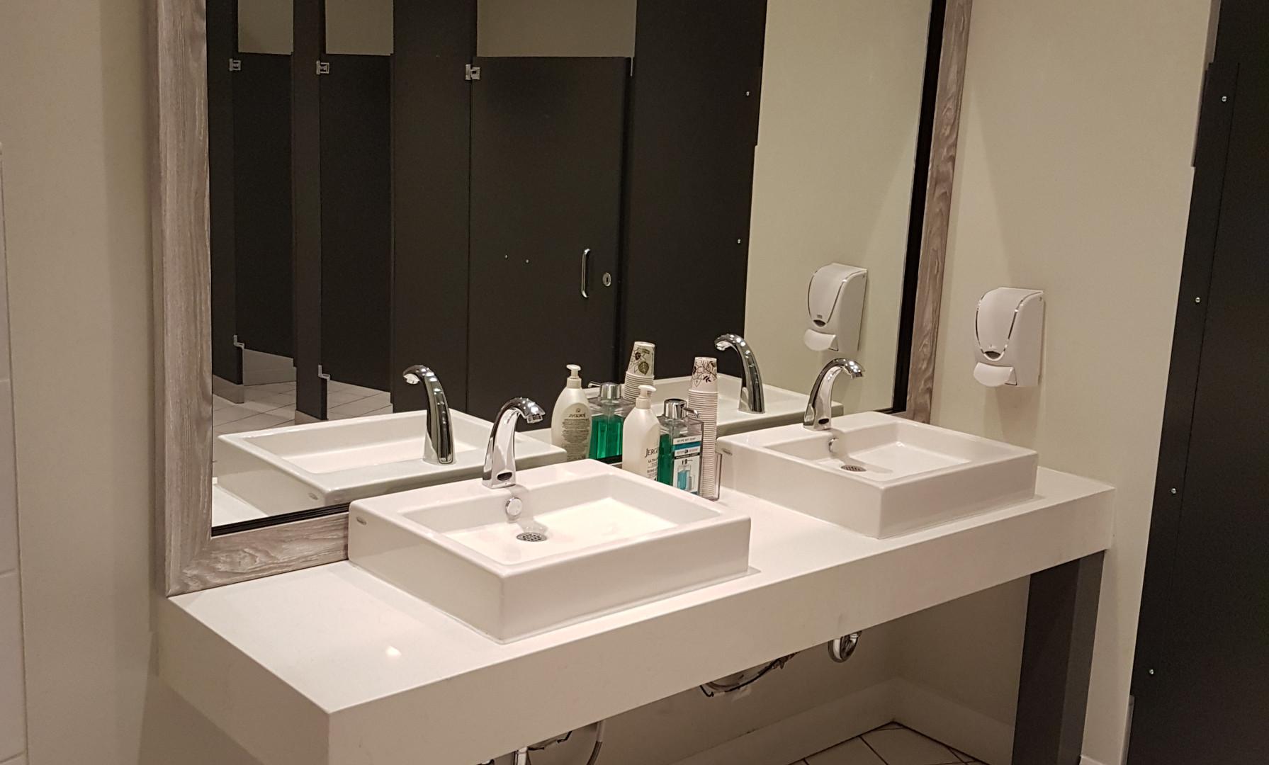 Office Washroom Updates