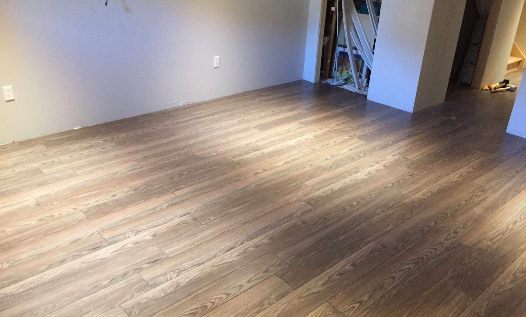 Jonesridge Basement Flooring (2/2)
