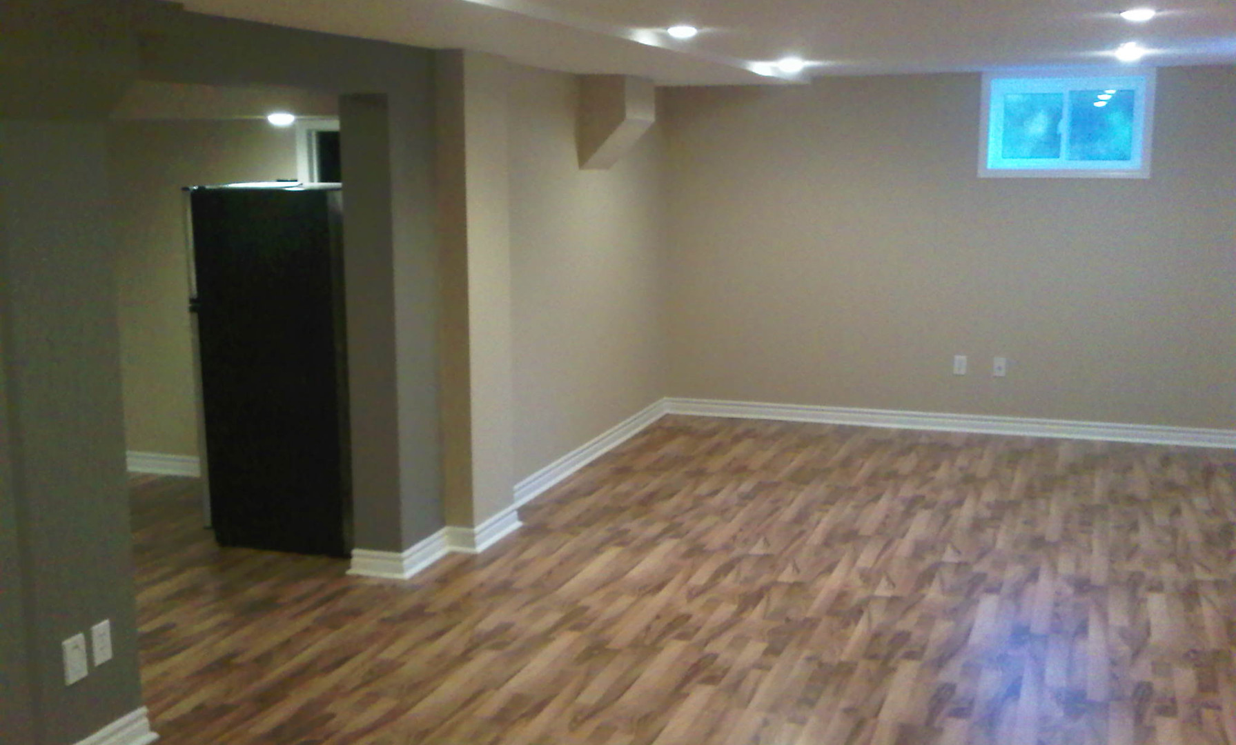 North York Basement Laminate