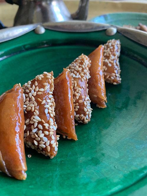 Almond Honey Briouattes