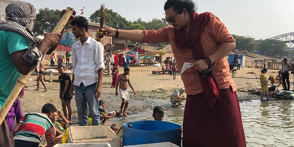 Life Release of Fish from Slaughter house
