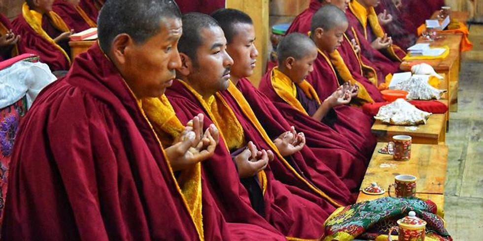 Kunchok Chidu Drupchen, Kunchok Chidu Fire Puja & Long life empowerment