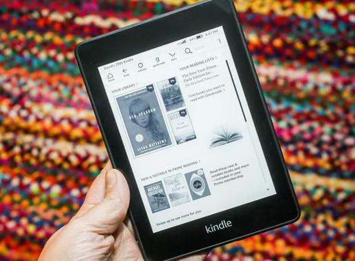 9 motivos para se ter um Kindle