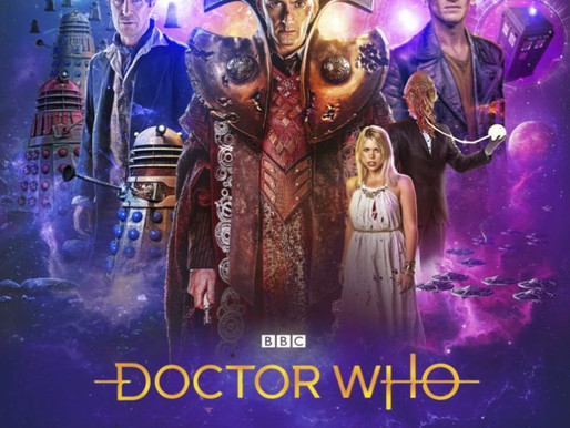 Doctor Who: Timelord Victorious