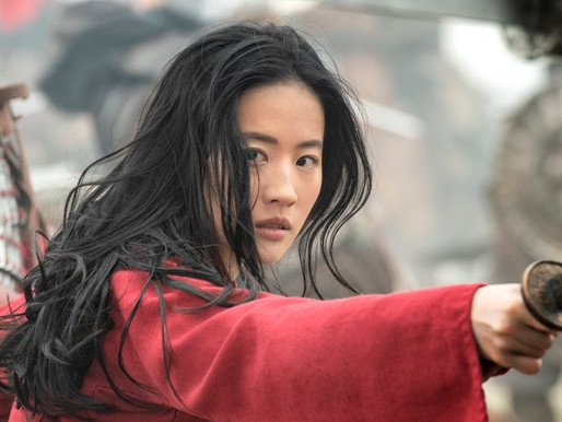 Mulan abre o fim de semana com números desanimadores nas bilheterias chinesas