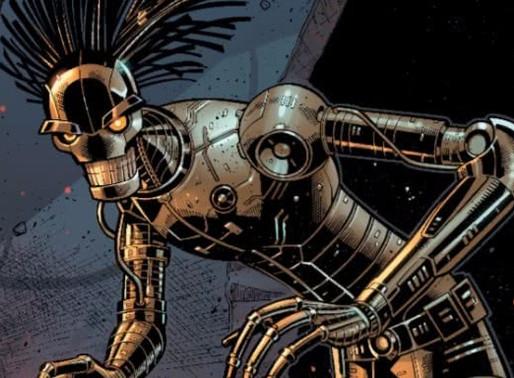 Novos Mutantes   Arte conceitual de Warlock revela o design do personagem descartado