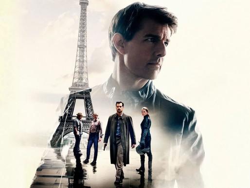 Missão Impossível 7 | Fotos do set mostram Tom Cruise e Hayley Atwell em perseguição de carros
