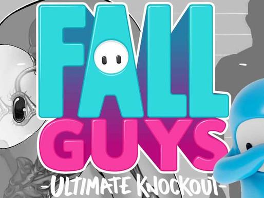 Fall Guys | Revelada a terrível verdade sobre a anatomia dos Jellybeans