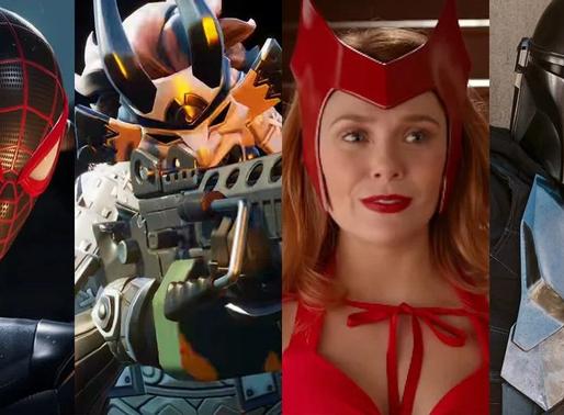 Animaniacs, Disney+, The Boys e muito mais! Confira os trailers lançados na semana