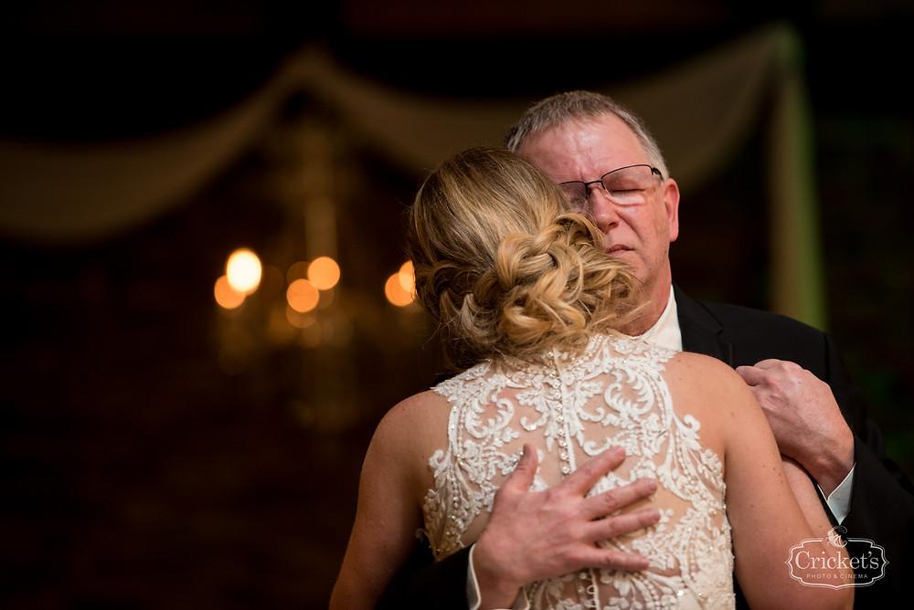 Orlando Club Lake Plantation Wedding Father Daughter Dance DJ & Entertainment