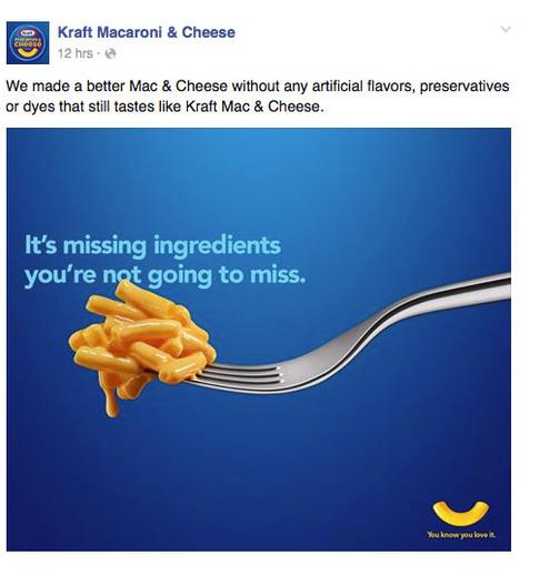 Social Enagement Facebook Ad