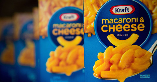 MAC & CHEESE FORMULA RELAUNCH