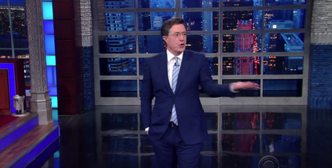 Stephen Colbert Segment