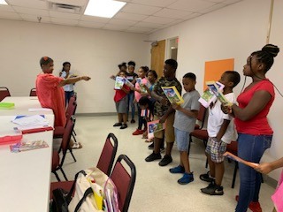 Memories from Vacation Bible School 2019