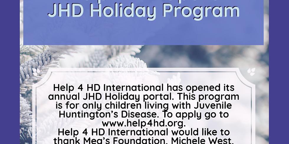 Help 4 the Holidays JHD Program