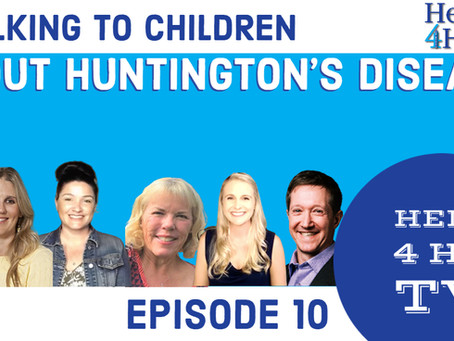 Talking to Children About Huntington's Disease