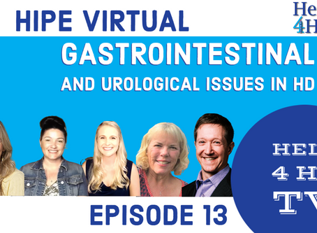 Gastrointestinal and Urological Issues in HD