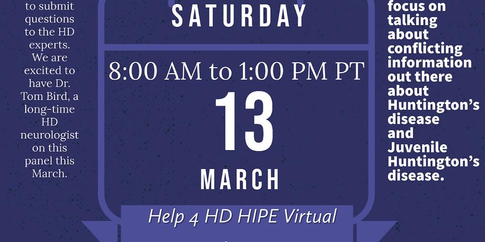 Help 4 HD HIPE Virtual, Myth Busters