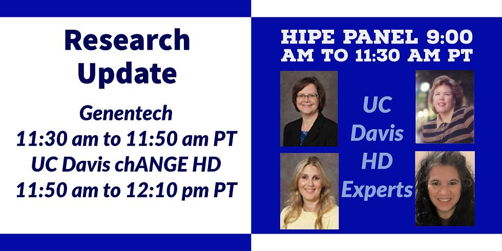 Help 4 HD HIPE Virtual, Genetics