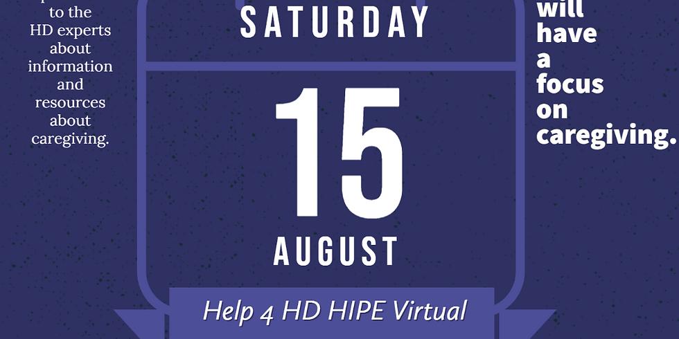 Virtual HIPE ~ Caregiving