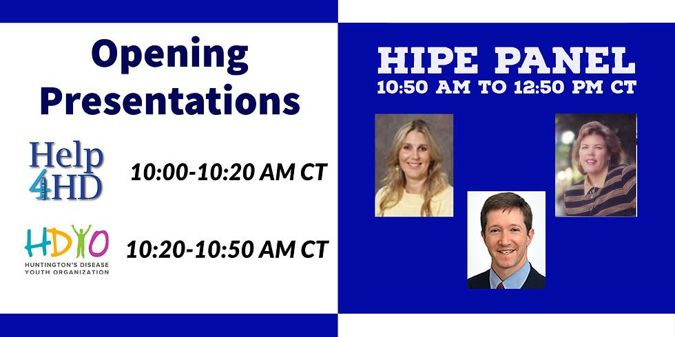 Help 4 HD International Virtual HIPE